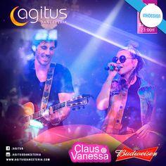Agitus - Claus e Vanessa