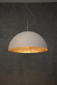 Mezza Luna 2 – Gold finish/In-es.artdesign