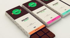 Cocoville Package Design by Isabela Rodrigues