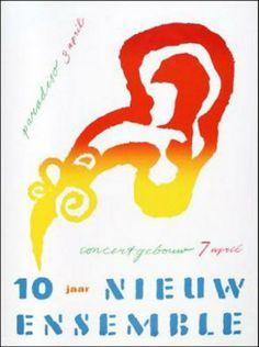 Jan Bons, Nieuw Ensemble, 1990