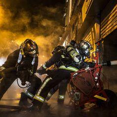 @pompiers_paris pompier SPP SPV T-shirt Goodies pompier de paris