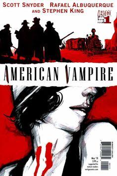 American Vampire | Vercomics