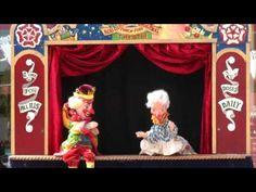 Rod Burnett's Punch & Judy Show - YouTube
