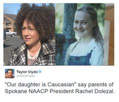 Cerca a la Medianoche: ¿Blanca o negra? Polémica por la raza de una líder...