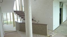 Realizácia - Profipaint.sk #dizajn #design #interier #interior #profipaint #sanmarco Bathtub, Stairs, Bathroom, Home Decor, Standing Bath, Washroom, Bathtubs, Stairway, Decoration Home