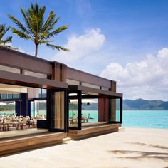 One&Only Hayman Island / Australia / An old-school 1950s-era resort in the Whitsunday Islands, off the Great Barrier Reef, gets a glam makeover with 160 rooms and villas.