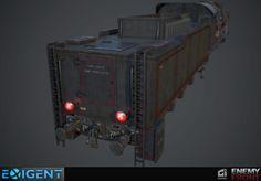 ArtStation - Locomotive, virendra pratap singh