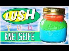 DIY LUSH Fun Knetseife EINFACH selber machen! - YouTube