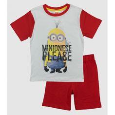 Piżama Minionki