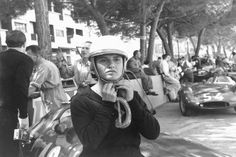 F1's first female driver: season 1958, Maria Teresa de Filippis (b.1926) from Italy.