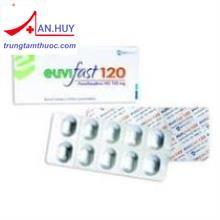 Thuốc Euvifast120 Cong Dụng Liều Dung Chống Chỉ định Phan Số