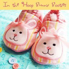 Bunny Booties