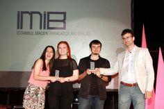 İMİB Tasarım Yarışması 2012 Mansiyon Kazananları 1