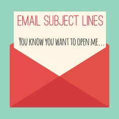 29 Sales Email Subject Lines that Get Prospects to Open, Read and Respond Online Marketing Strategies, Email Marketing, Email Subject Lines, Leadership Coaching, Google Ads, Knowing You, Reading, Tips, Word Reading