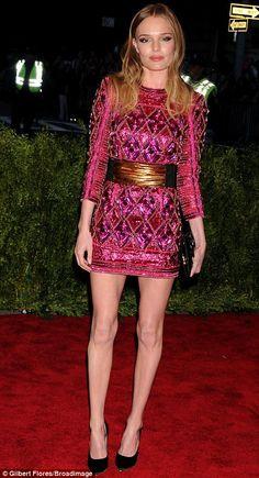 Kate Bosworth - Balmain