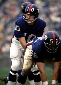 Fran Tarkenton, NewYork Giants, top 50 greatest