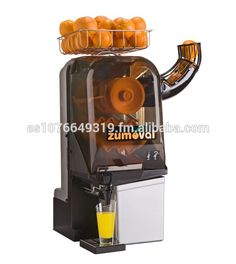 Look what I found Via Alibaba.com App: - Smallest High Quality Steel Body Commerical Automatic Orange Juicer Machine