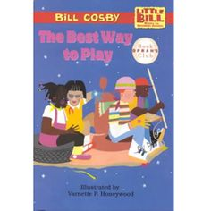 """In """"The Best Way to Play,"""" Little Bill shows your child a way to use television as a springboard for creative play. After he and his friends watch the cartoon Space Explorers, they create their own make-believe spaceship and pretend to be explorers themselves. After a while, they realize it's more fun to play their own game."""
