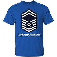 Air Force Senior Master Sergeant Rank