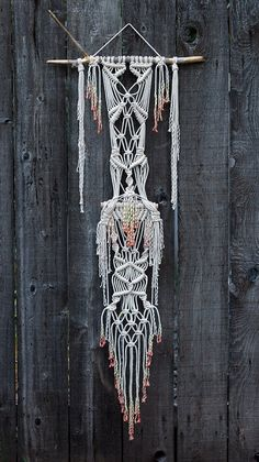Hey, I found this really awesome Etsy listing at https://www.etsy.com/listing/196194664/large-dip-dyed-macrame-wall-hanging-on