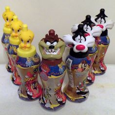 Looney Toons BellyWashers for sale on eBay.