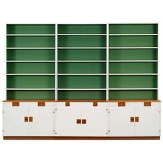 Set of Three Bookcases by Josef Frank, circa 1950