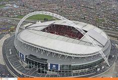 Wembley. Great Britain. England. London.