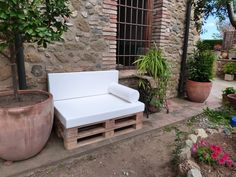 1000 images about pallets on pinterest love pet ideas for Cojines sofa palets