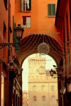 """Bologna, Italia ~ """"heading here with @SuuperG in 2 weeks! Countdown to #blogville"""" by @Helene Lohr"""