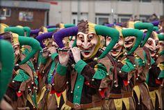 Гуляет Бернский карнавал. Бернский карнавала сохранил неизвестный факт из жизни вождя мирового пролетариата....