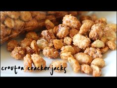 How To Make Candied Peanuts - Homemade Candied Nuts Recipe