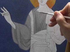 Μάθημα στο ένδυμα. - YouTube Painting Videos, Peace, Youtube, Sobriety, Youtubers, Youtube Movies, World