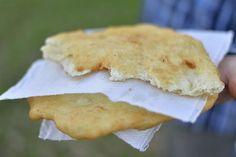 Foto de la receta de tortas fritas argentinas