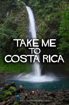 I can't wait for our ten days in Costa Rica!!