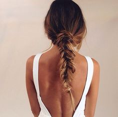 This braid is gorgeous.