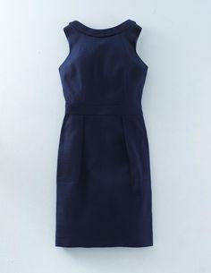 Martha Dress WH993 Smart Day Dresses at Boden