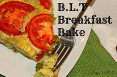 BLT Breakfast Bake