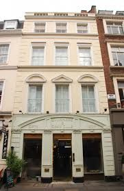 Outside the Office Counselling Room, Soho, Facade, Art Gallery, Multi Story Building, Mansions, House Styles, Rooms, Home Decor