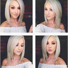 15 New Layered Long Bob Hairstyles | Bob Hairstyles 2015 - Short Hairstyles for Women