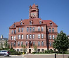 Old DuPage County Courthouse (Wheaton, Illinois) | Flickr - Photo Sharing!