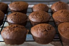 Quick and Easy Chocolate Muffins