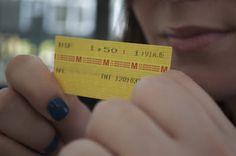 Caracas Bus & Subway Ticket  | We ♥ Caracas