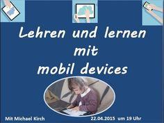 Lehren und lernen mit mobilen devices - YouTube