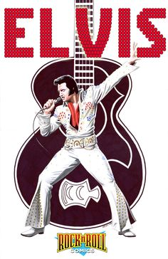Elvis the graphic novel!