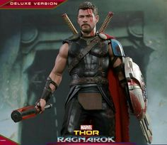 Thor hot toys collectible figurine