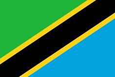 Flag of Tanzania - Portal:Tanzania - Wikipedia, the free encyclopedia