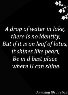 #water#drop