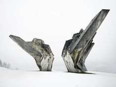 "Gallery of MoMA to Explore Spomenik Monuments With ""Toward a Concrete Utopia: Architecture in Yugoslavia, 1948–1980"" - 1"