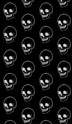 Super Ideas For Wallpaper Preto Caveira Tumblr Backgrounds, Wallpaper Backgrounds, Iphone Wallpaper, Goth Wallpaper, Screen Wallpaper, Trendy Wallpaper, Skeleton Art, Halloween Wallpaper, Halloween Backgrounds