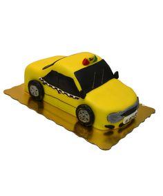 Taxi cake by Tuffli www.tuffli.ro